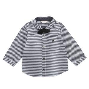 STRIPE콧수염셔츠