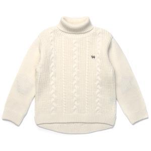 케이블니트스웨터