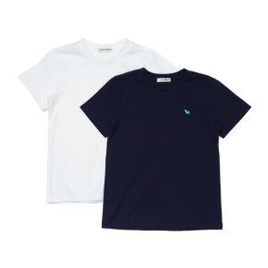 보이기본2종티셔츠