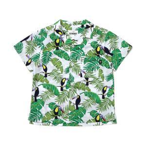 패턴리조트셔츠