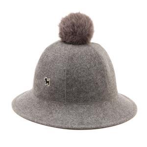 펠트 벙거지 모자