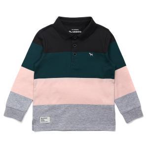 컬러블럭카라티셔츠